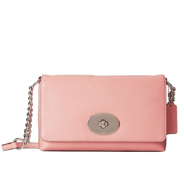 Coach Crosstown Blush Crossbody Bag