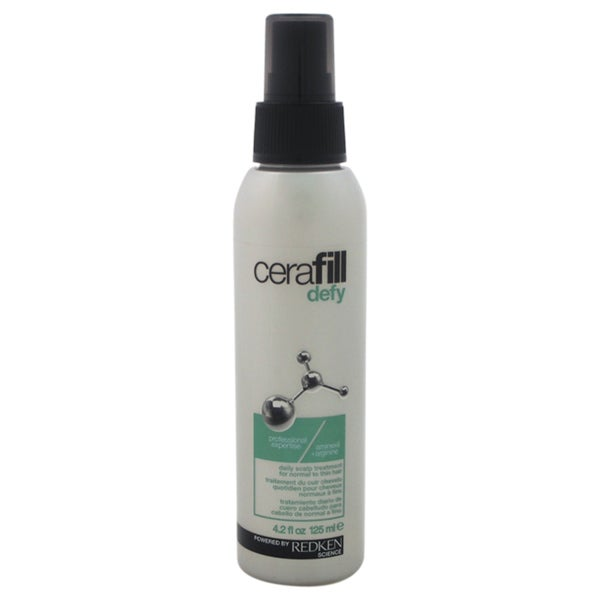 Redken 4.2-ounce Cerafill Defy Aminexil Daily Scalp Treatment