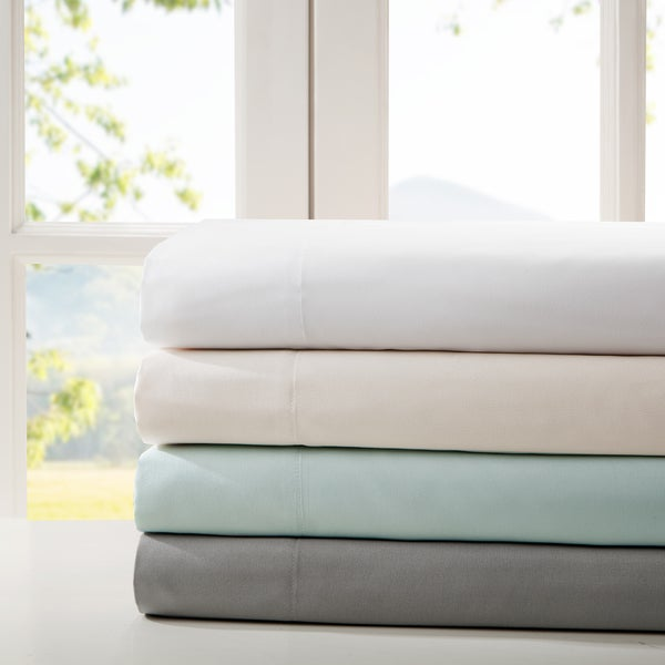 Sleep Philosophy Smart Cool Microfiber Sheet Set 4-Color Option