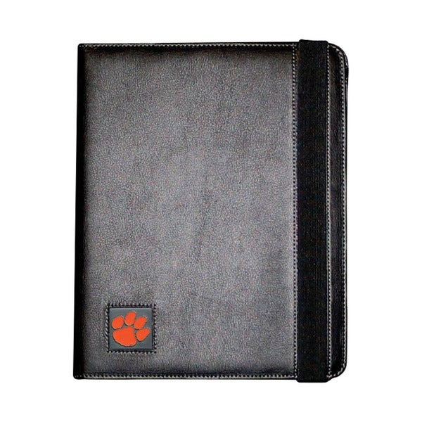 NCAA Clemson Tigers Black iPad Folio Case