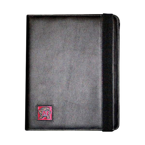 Black Maryland Terrapins iPad 2 Folio Case