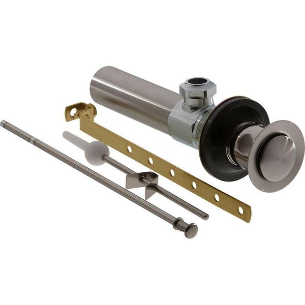 Delta Lavatory Drain Assembly with Lift Rod in Stainless RP5651SS
