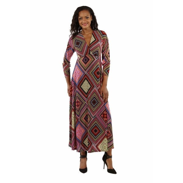 Feel Great, Look Gorgeous in this Showstopper Maxi Dress