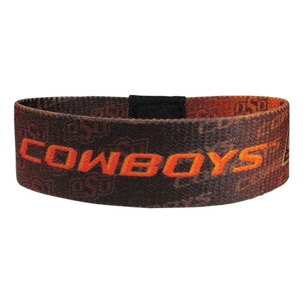 NCAA Oklahoma State Cowboys Stretch Bracelets 21212012