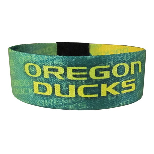 Siskiyou NCAA Oregon Ducks Stretch Bracelet