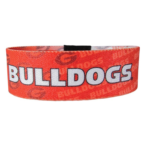 Georgia Bulldogs Stretch Bracelet