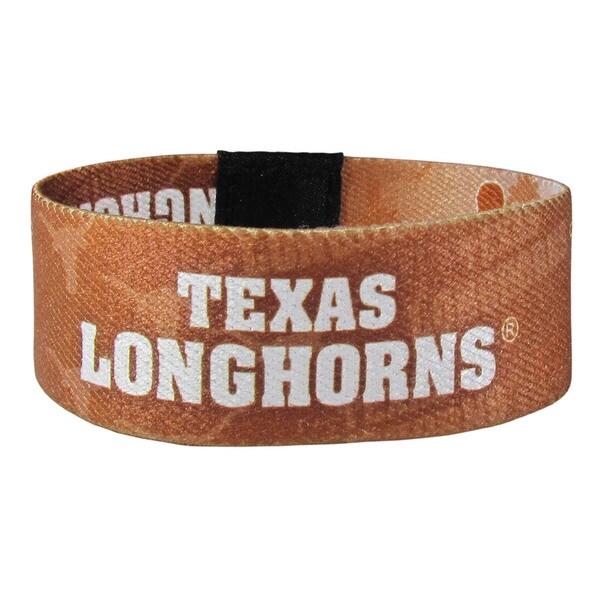 Siskiyou Texas Longhorns NCAA Stretch Bracelets