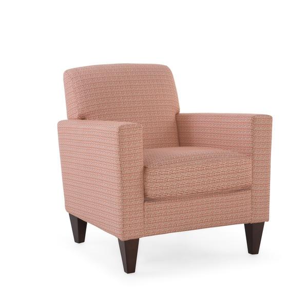 Alton Papaya Arm Chair