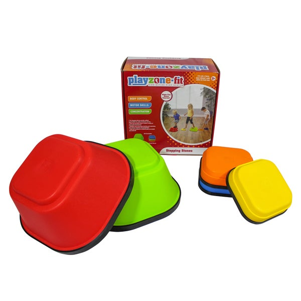 Playzone-FIt Hop Stepping Stones