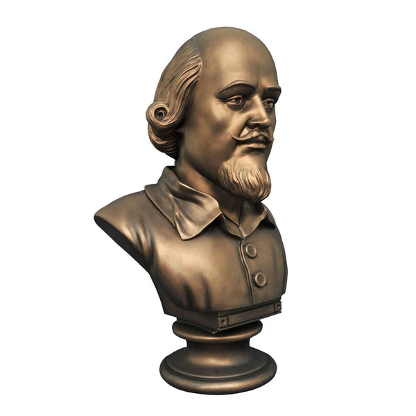 Diamond Select Toys LLC Batman 1966 Vinyl Shakespeare Head Bust Bank 21213552
