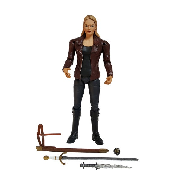 Icon Heros 'Once Upon A Time' Emma Swan Action Figure 21213623