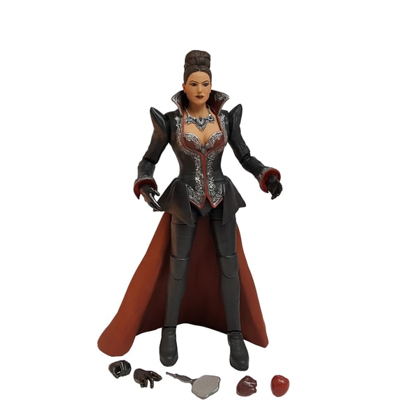 Icon Heroes Once Upon A Time Regina Px Action Figure 21213625