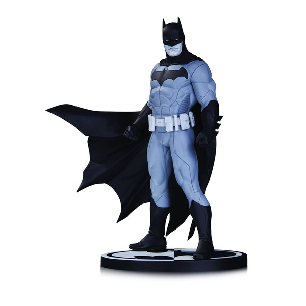 Jason Fabok DC Comics Batman Black and White Statue 21213644