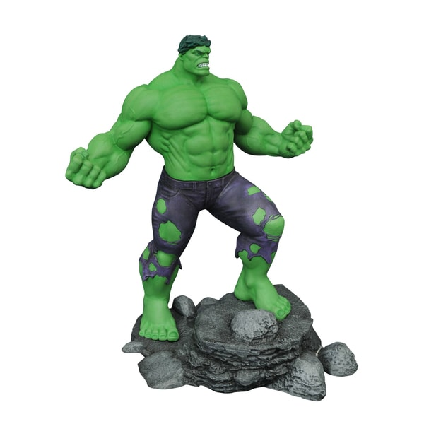 Diamond Select Toys LLC Marvel Gallery Hulk 9-inch PVC Figure 21213650