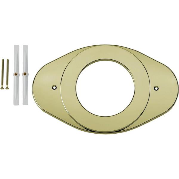 Delta Renovation Cover Plate, Polished Brass RP29827PB