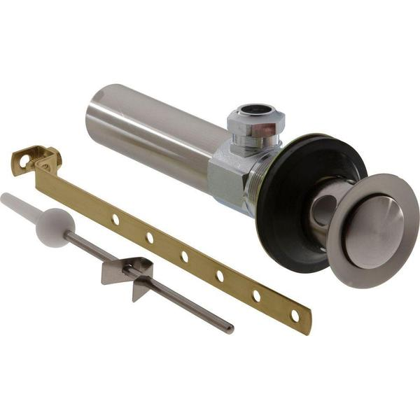 Delta Lavatory Drain Assembly Less Lift Rod in Stainless RP26533SS