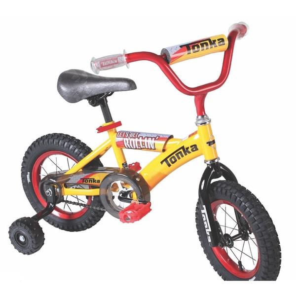 Tonka 12-inch Bike