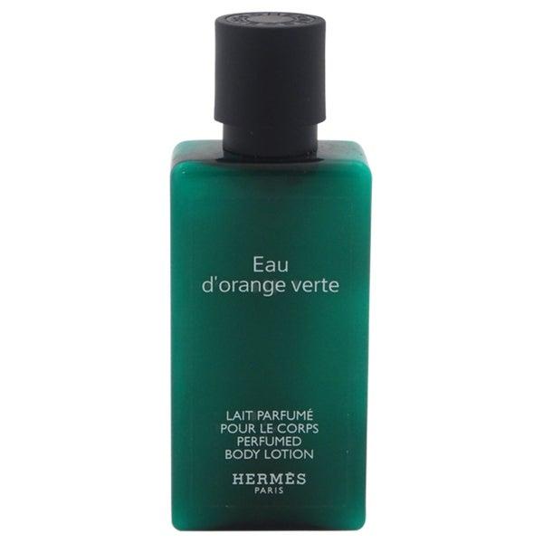 Hermes Eau D'Orange Verte 1.35-ounce Body Lotion