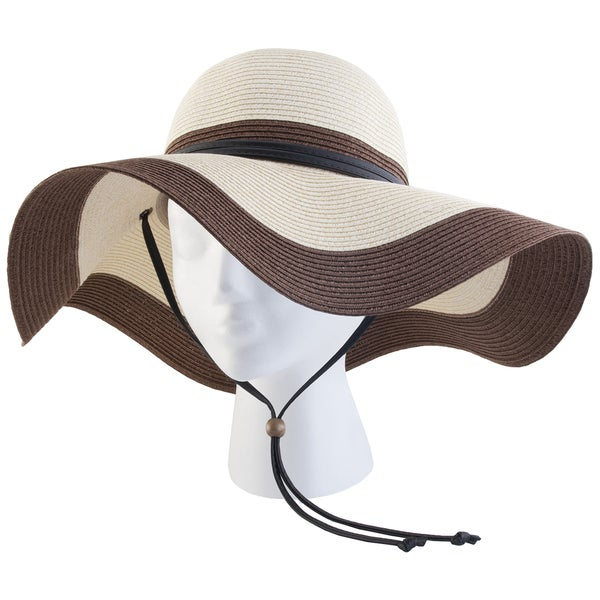 Sloggers 442CC Medium Coffee Creme Floppy Hat