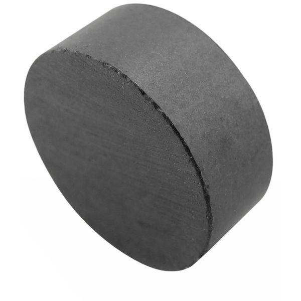 """Master Magnetics 07002 1/2"""" Ceramic Magnet Discs 10 Count"""
