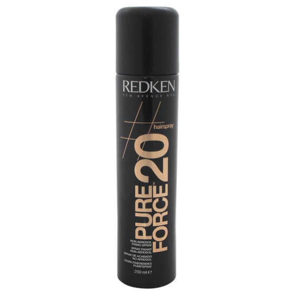 Redken 8.3-ounce Pure Force 20 Non-Aerosol Fixing Spray