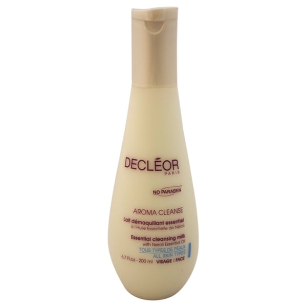 Decleor 6.7-ounce Aroma Cleanse Essential Cleansing Milk