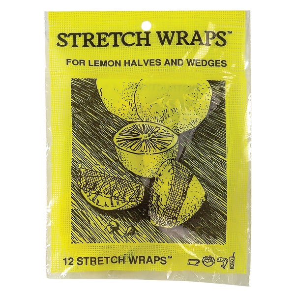 Harold Import Co. 91 Lemon Stretch Wrap
