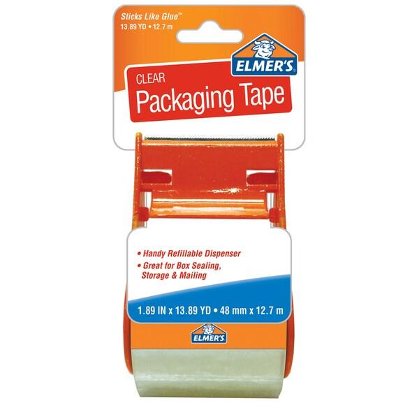 Elmer's 45101 Sticks Like Glue Elmer's Clear Packaging Tape