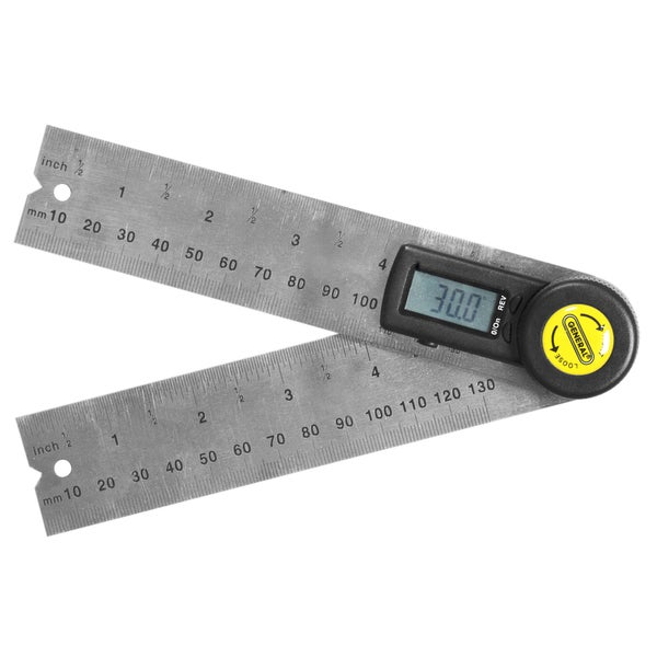 "General 822 5"" Digital Angle Finder"