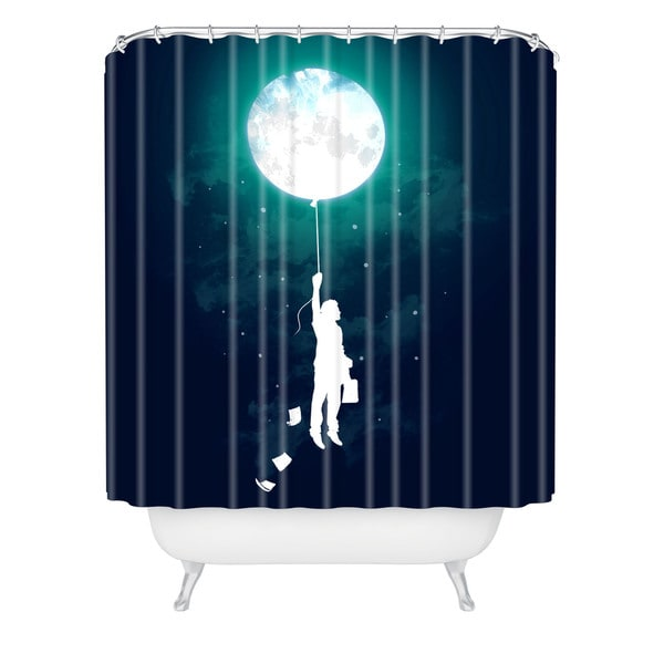 Budi Kwan Take Me Away Shower Curtain
