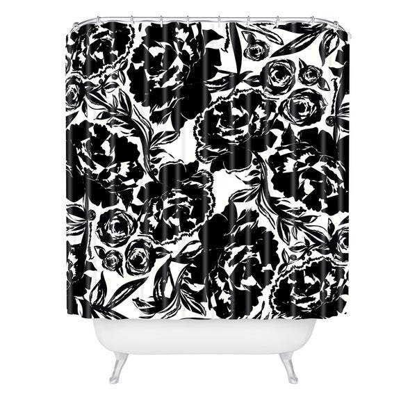 Khristian A Howell Arianna Shower Curtain