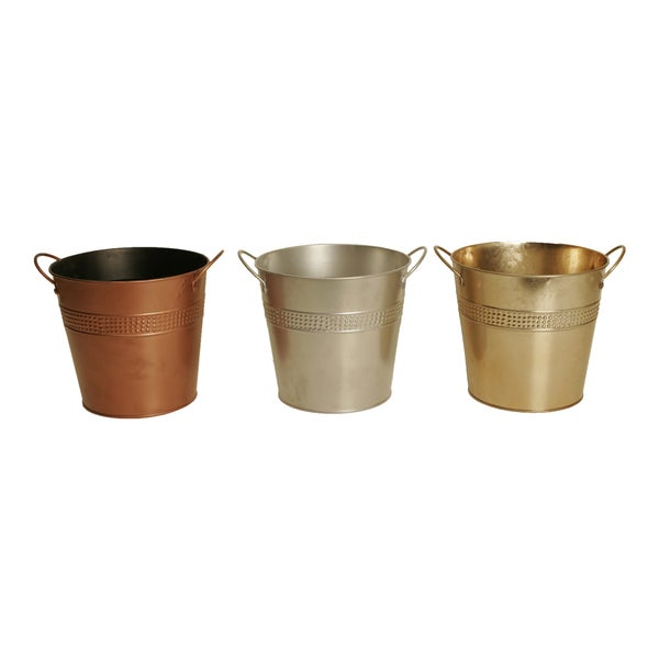 Modern Metals Metal Pot Cover, 7""