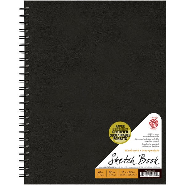 C2F PTL-020603 Sketch Pad 80 Sheets