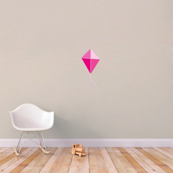 Pink Kite Printed