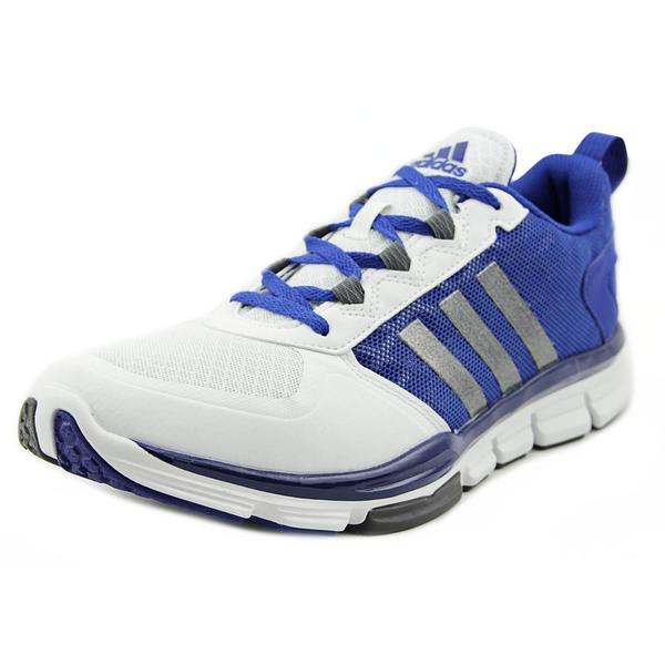 Adidas Men's 'Speed Trainer 2' Blue Mesh Athletic Shoe