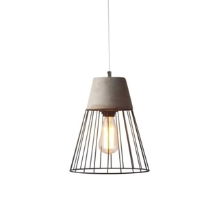 Burgess Caged Pendant Lamp