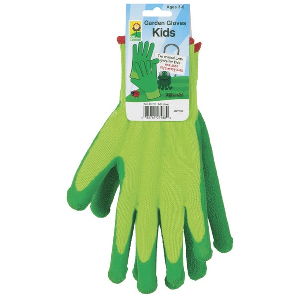 Toysmith 27215 Green Froggy Grippit Gloves