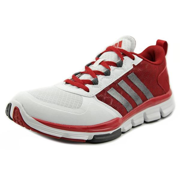 Adidas Men's 'Speed Trainer 2' Red Mesh Athletic Shoes