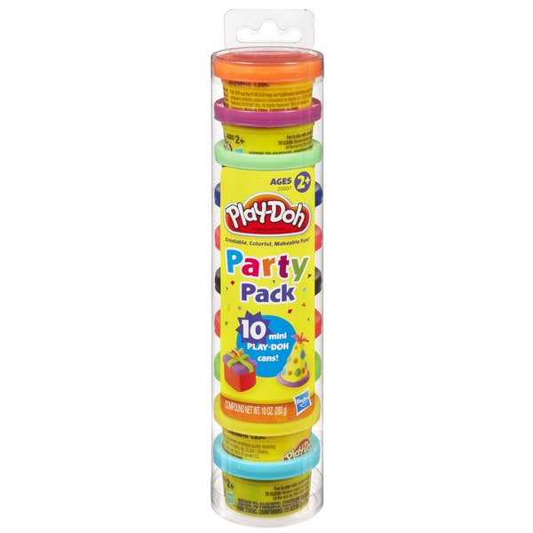 Play-Doh 22037 Play-Doh Party Pack 10-count