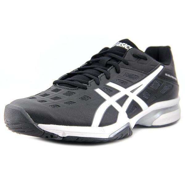 Asics Men's 'Gel-solution Lyte 3' Black Mesh Athletic Shoes