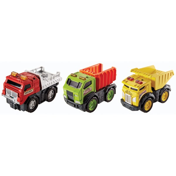 Matchbox CCW10 Pop-Up Rigs Assorted Styles