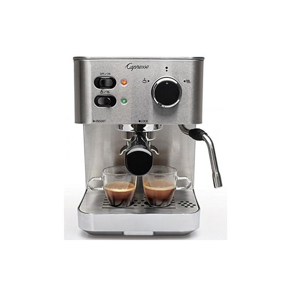 Capresso EC PRO Professional Espresso & Cappuccino Machine, Refurbished (As Is Item) 28312758