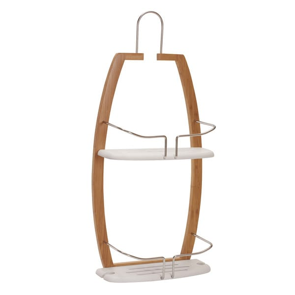 Elements Bamboo Shower Caddy