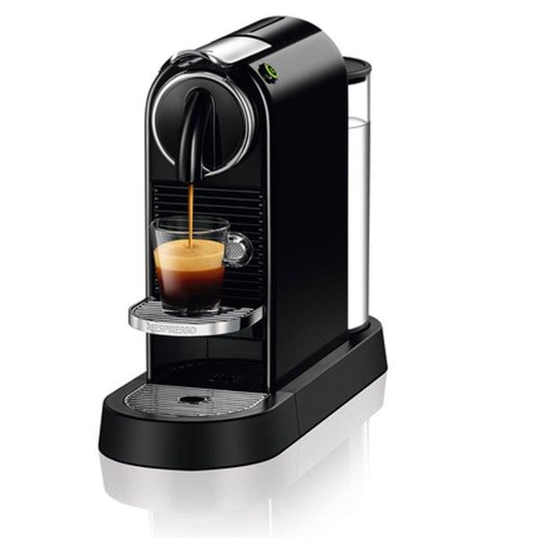 Nespresso CitiZ Limousine Black Espresso Machine