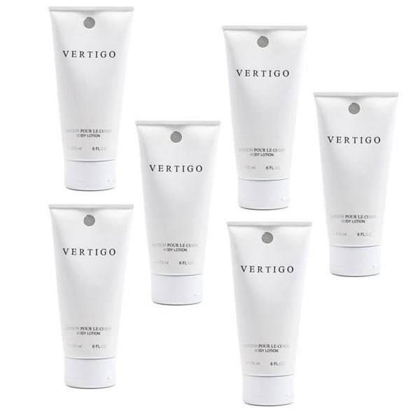 Vertigo 6-ounce Body Lotion (Pack of 6)