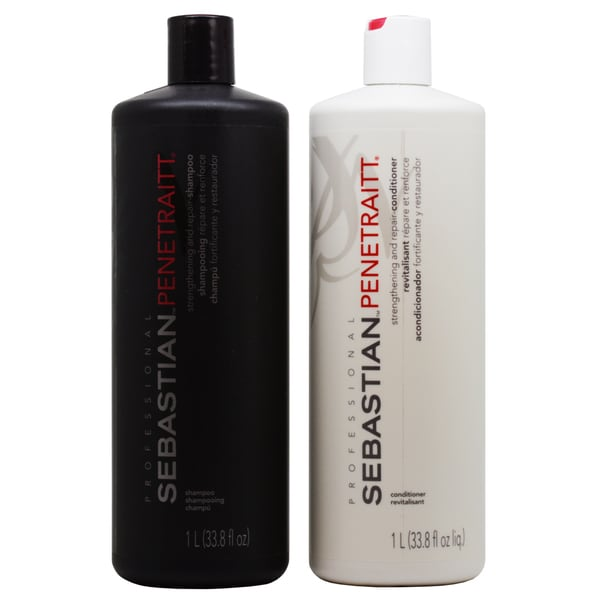 Sebastian Penetraitt 33.8-ounce Shampoo and Conditioner Set