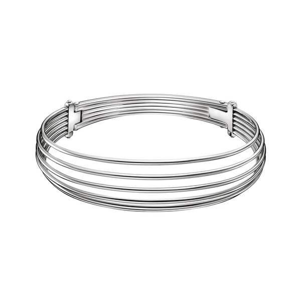 Calvin Klein Fly Stainless Steel Women's Fashion Bracelet