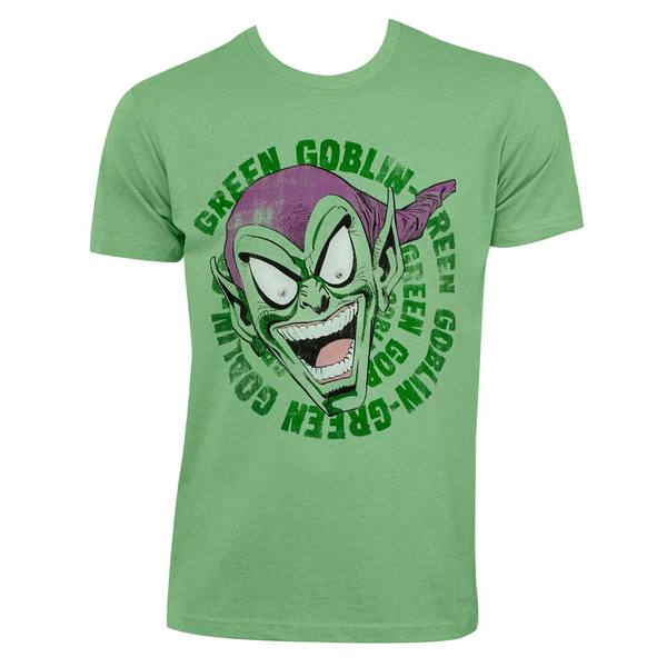 Green Goblin Laughing T-Shirt 21254329