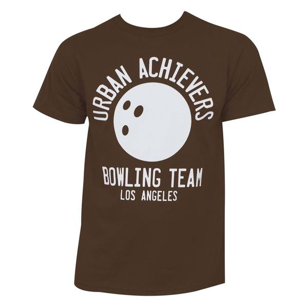 Big Lebowski Bowling League T-Shirt