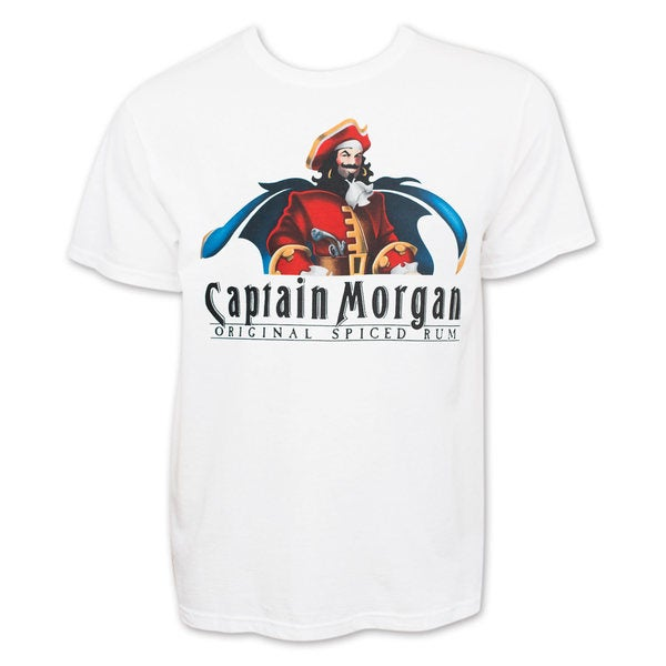 Captain Morgan Logo T-Shirt